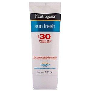 Neutrogena Bloqueador Solar Sun Fresh FPS 30 200ml