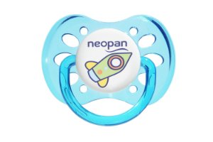 Chupeta Neopan Universal N2 Azul Ref: 4261