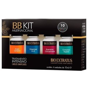 BIO EXTRATUS BB KIT MULTIFUNCIONAL 40ML 10 BENEFICIOS