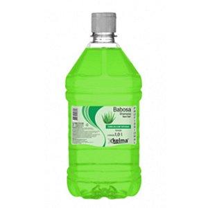 Shampoo Kelma 1 litro Babosa Cabelos Tingidos