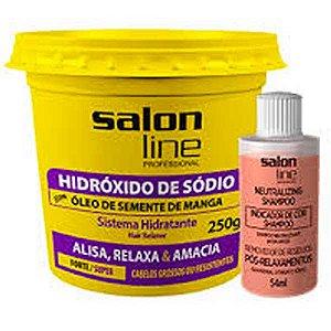 Alisante S Line Guanidina Hidroxido de Sodio -  Manga 215g