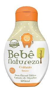 Colonia Bebê Natureza Suave 120ml