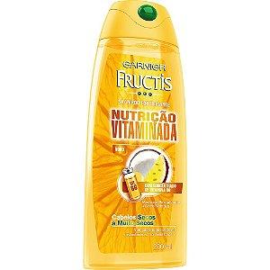 Shampoo Fructis Nutrição Vitaminada 200ml