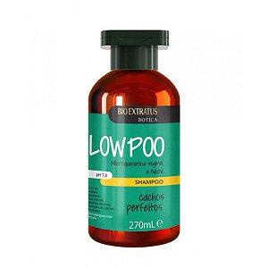 Shampoo Bio Extratus Botica Cachos Perfeitos 270ml