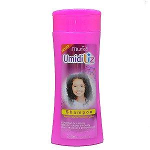 Shampoo Umidiliz  Kids 250ml Muriel
