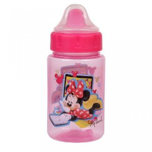 Copo Baby Go Minnie c/Tamp e Valvula 340ml Ref:01936