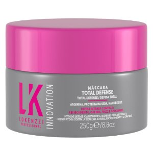 Mascara Capilar Lokenzzi Total Defense 250 G