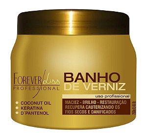 Forever Liss Banho De Verniz Hidratante Capilar 250g
