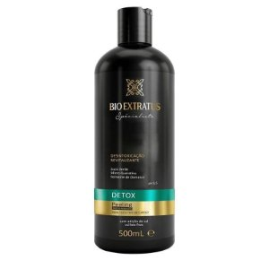 Pré Shampoo Bio Extratus Specialiste Peeling Detox 500ml