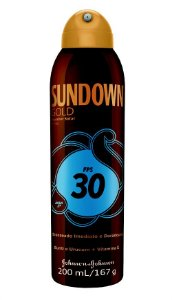 Sundown Gold Aerosol 200mL FPS 30