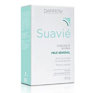Sabonete Suavie Barra  80grs Pele Sensivel