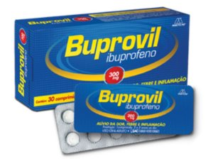 IBUPROFENO 300MG 30CPR  - BUPROVIL