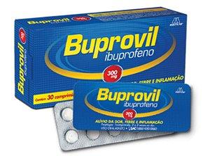 IBUPROFENO 300MG 30CPR  - BUPROVIL