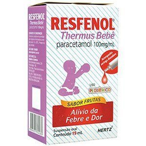 RESFENOL THERMUS BEBE 15ML