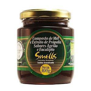 Mel Composto Propolis Agriao Eucalipto 300g Smells