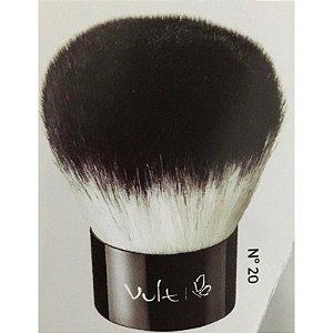 Pincel Vult 20 Kabuki  - Aplicação de Produtos em Pó