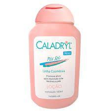 Caladryl Pos Sol Loção 100ml