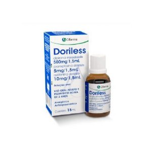 DORILESS GTS 15ML CIFARMA