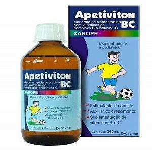 Apetiviton BC Xarope 240ml - Cifarma