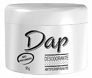 Desodorante Dap Pote 55gr Sem Perfume