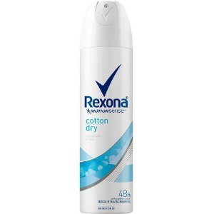Desodorante Rexona Aerosol 150ml Feminino Cotton Dry