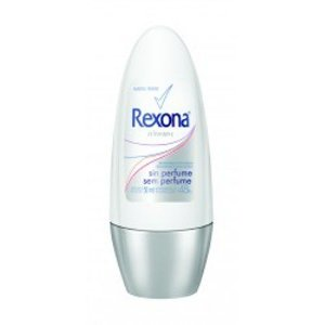 Desodorante Rexona Roll on 50ml Sem Perfume