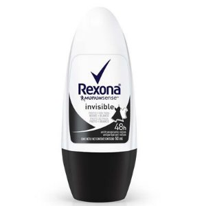 Desodorante Rexona Roll on 50ml Women Invisible MotionSense
