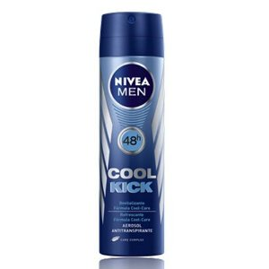 Desodorante Nivea Aerosol 150ml For Men Aqua Cool Kick