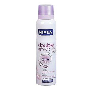 Desodorante Nivea Aerosol 150ml Women Double Efect