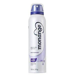 Desodorante Monange Aerosol Flor de Lavanda 150ml