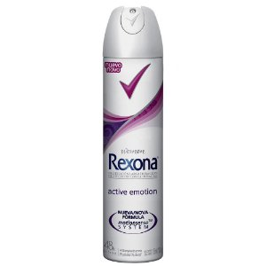 Desodorante Rexona Aerosol  Active Emotion 150ml/90g