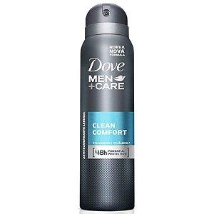 Desodorante Dove Aerosol 150ml 89g Men Cuidado Total