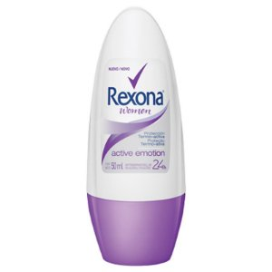 Desodorante Rexona Roll on 50ml Women Active Emotion