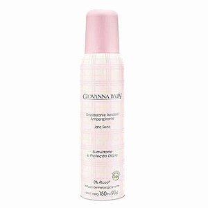 Desodorante Giovanna Baby Aerosol 150ml Rosa