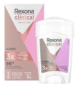 Desodorante Rexona Clinical Women 48g