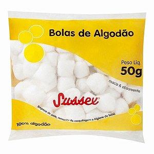 Algodao Sussex Bolas 50grs