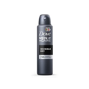 Desodorante Dove Aerosol Men Invisible Dry 150ml/89g
