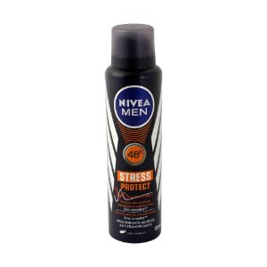 Desodorante Nivea Aerosol 150ml Men Dry Stress Protect