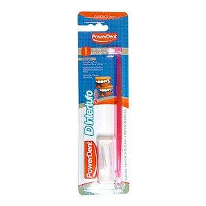 Escova Dental PowerDent Intertufo Cilindrica 3mm C/6 Refis