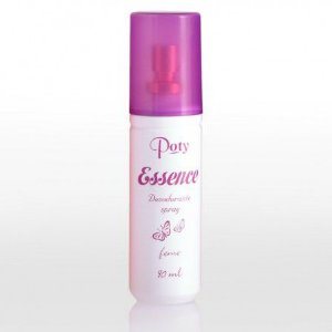 Desodorante Spray Poty Feminino 90ml Essence Feme