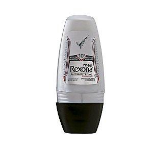 Desodorante Rexona Rollon Men 50ml  Antibacterial