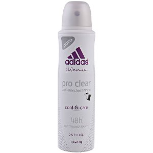 Desodorante Adidas Aero 150ml For Women Pro Clean