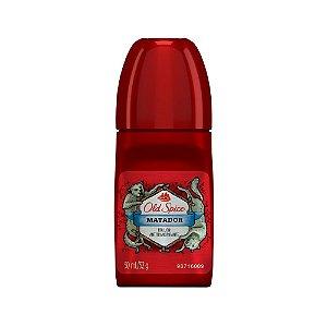 Desodorante Old Spice Roll On Matador 50 ml