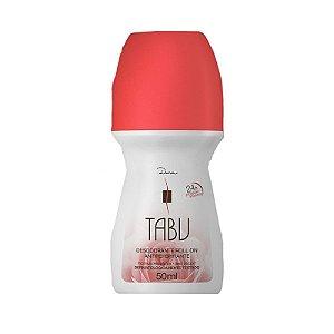 Desodorante Rollon Tabu Tradicional 50ml