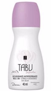 Desodorante Rollon Tabu Segredos 50ml