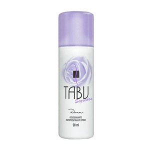 Desodorante Tabu Spray Segredos 90ml