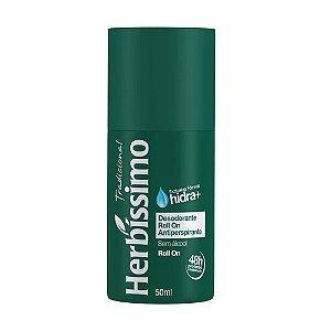 Desodorante Herbissimo Antiperspirante Rollon 50ml