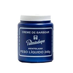 Creme de Barbear Palmindaya Mentolado 240GR
