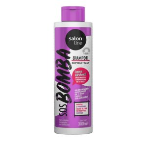Shampoo Salon Line SOS Bombastico Mega Hidratação 300ml