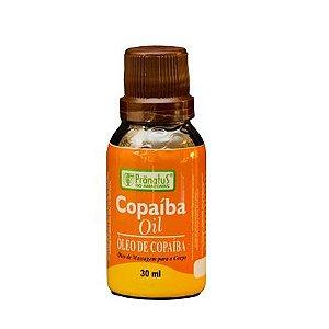 OLEO DE COPAIBA 30 ML Pronatus (massagem corporal)
